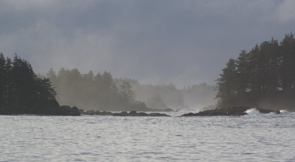 Islands off of Sitka