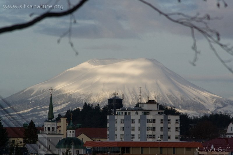 Mt. Edgecumbe
