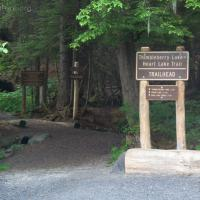 Thimbleberry Lake Trailhead