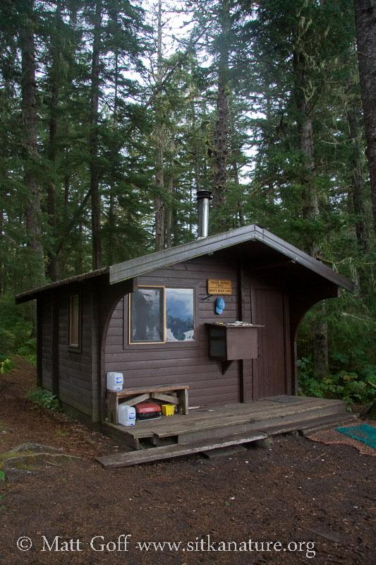Brent's Beach Cabin
