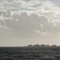 Clouds and Islands