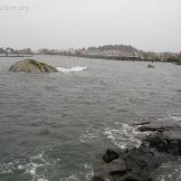 High Tide at Sage Beach