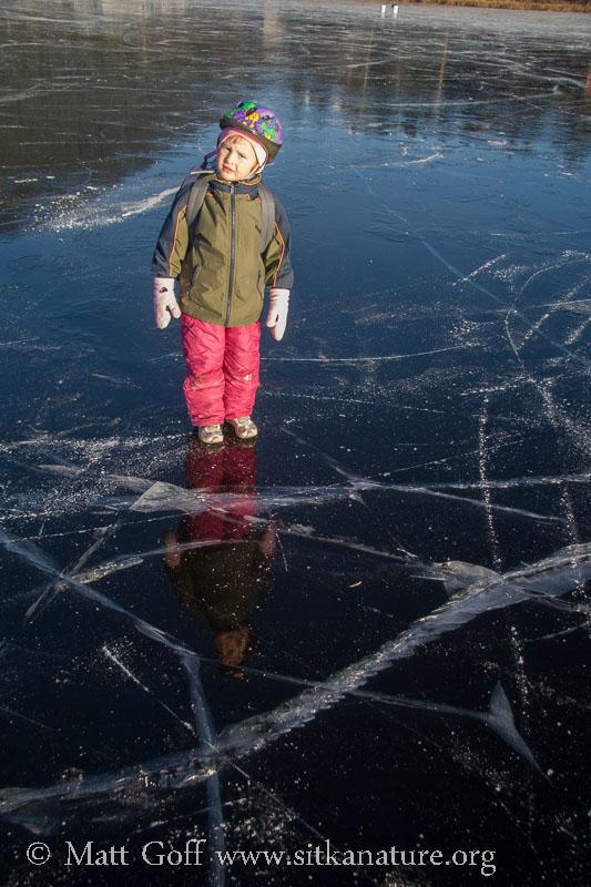 Rowan on the Ice
