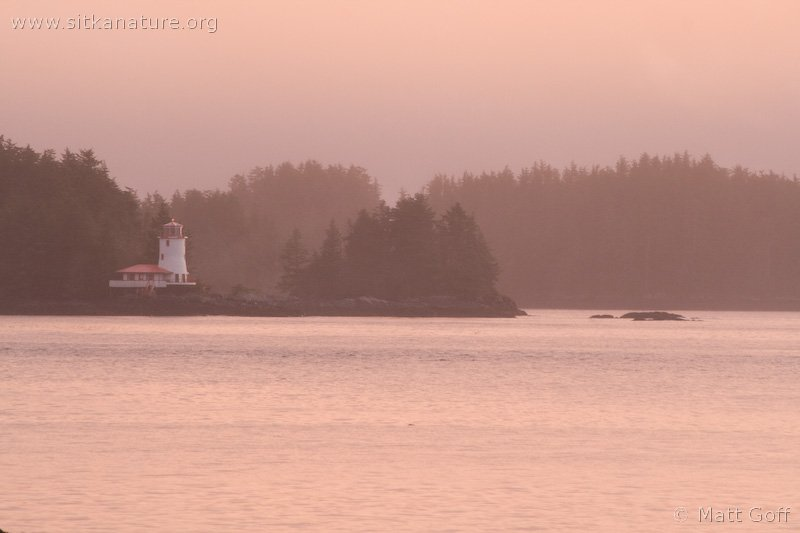 Rockwell Lighthouse at Sunset