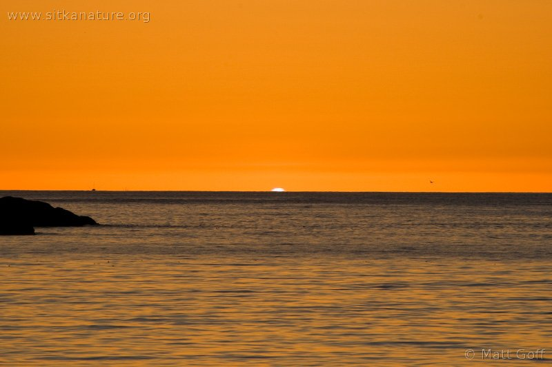 Sunset 4:05:20
