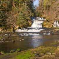 Port Krestof Waterfall