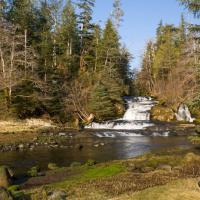 Port Krestof Waterfall