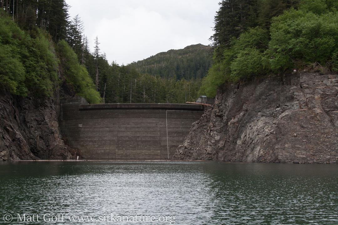 Blue Lake Dam
