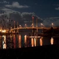 O'Connell Bridge at Night