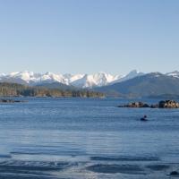 Kamenoi Anchorage Panorama