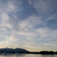 Morning Cloudscape