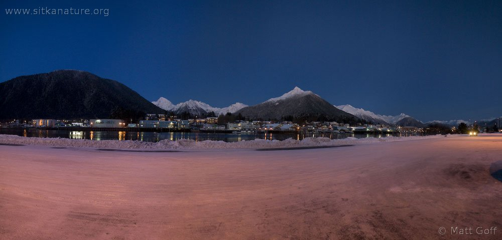 View from the Ramp