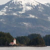 Mt. Kincaid and Rockwell Lighthouse