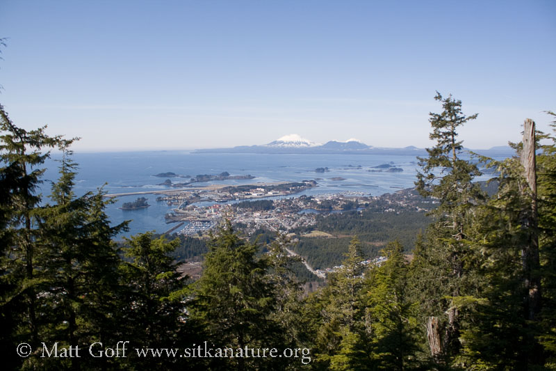 Second Viewpoint on Mount Verstovia Trail
