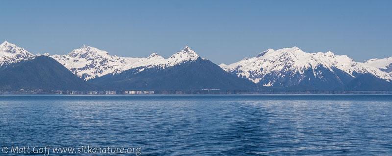 Sitka Sound View of Baranof Island