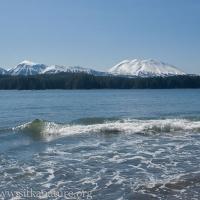 Mt. Edgecumbe from Shelikof