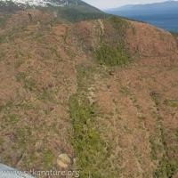 Red Bluffs of Red Bluff Bay