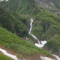 Snowmelt Cascade