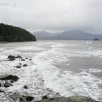 Crescent Bay Waves