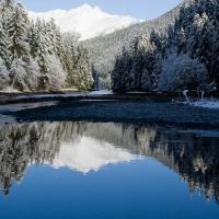 Bear Mountain Reflection