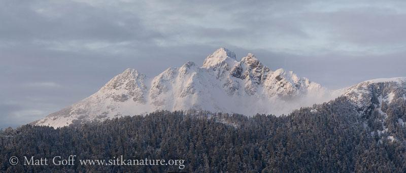 Harbor Mountain Peak