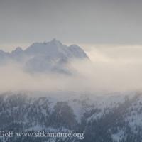 Clouds around Peaks