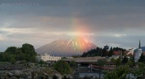Morning Rainbow