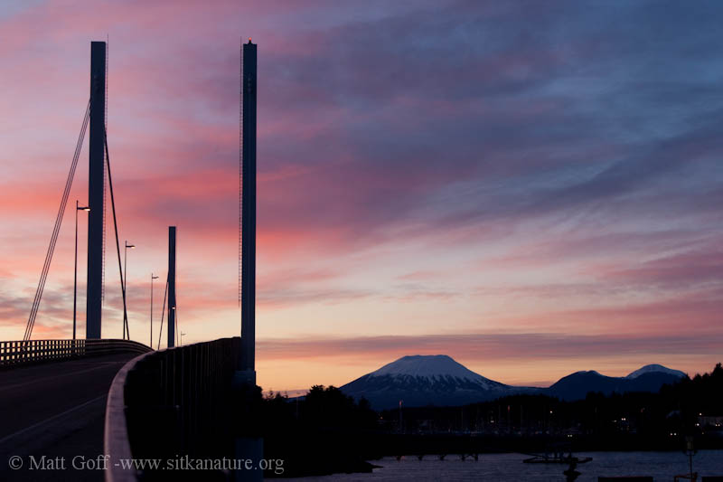 O\'Connell Bridge at Sunset