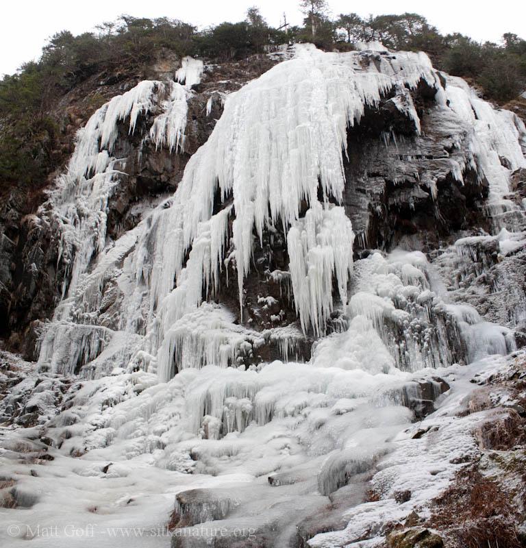 Icy Cliffs