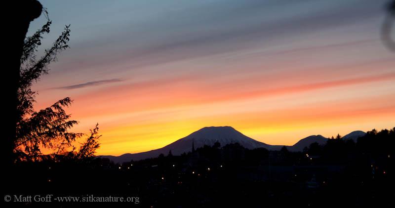 Edgecumbe Sunset