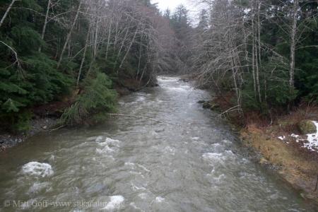 Swollen Indian River