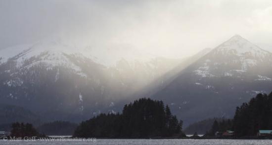 Shadows of Mt. Kincaid