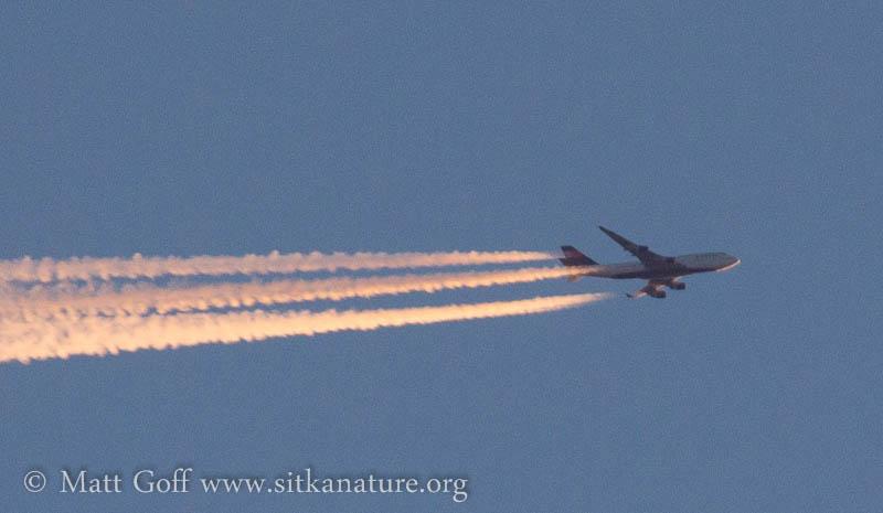 Jet Flyover