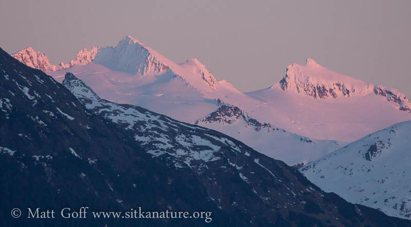 Alpenglow Peak 5390