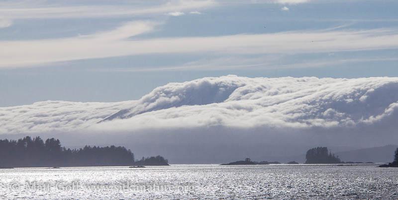 Mt. Edgecumbe Enveloped