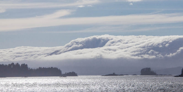 Mt. Edgecumbe Enveloped