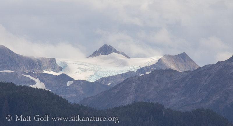 Baranof Island Alpine Glacier