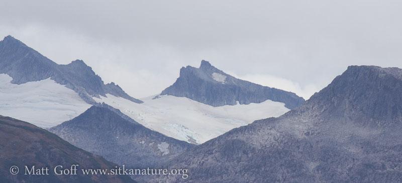 High Peaks of Baranof Island