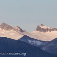 Evening Sun on Peak 5390