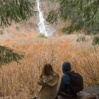 Bear Mountain Falls Viewpoint