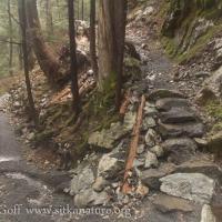 Beaver Lake Trail Switchback
