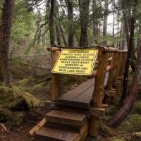 Beaver Lake Trail Closure