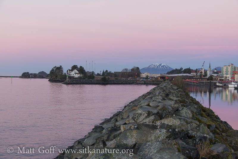 Crescent Harbor Breakwater