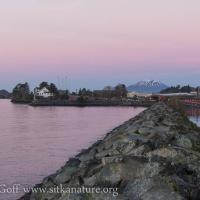 Crescent Harbor Breakwater