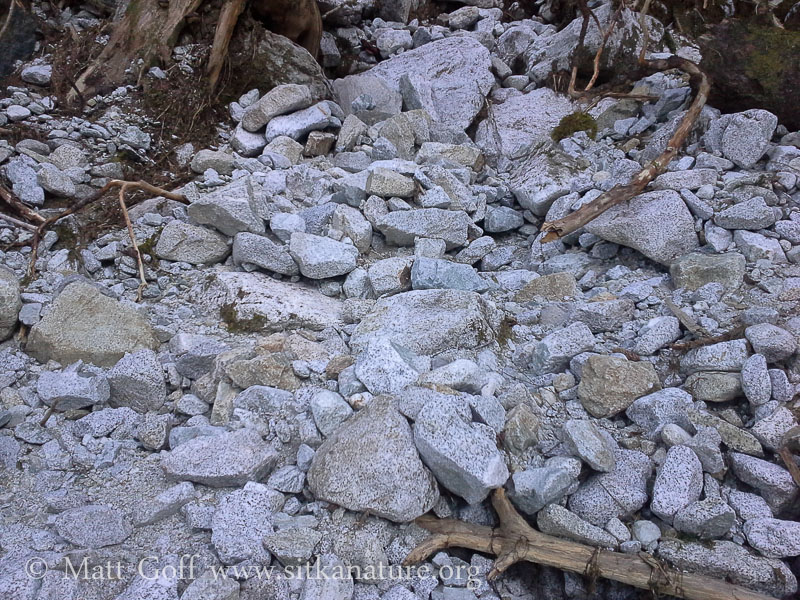 Different Rocks