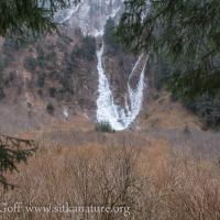 View of Bear Mountain Falls