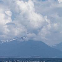 Clouds over Mt. Verstovia