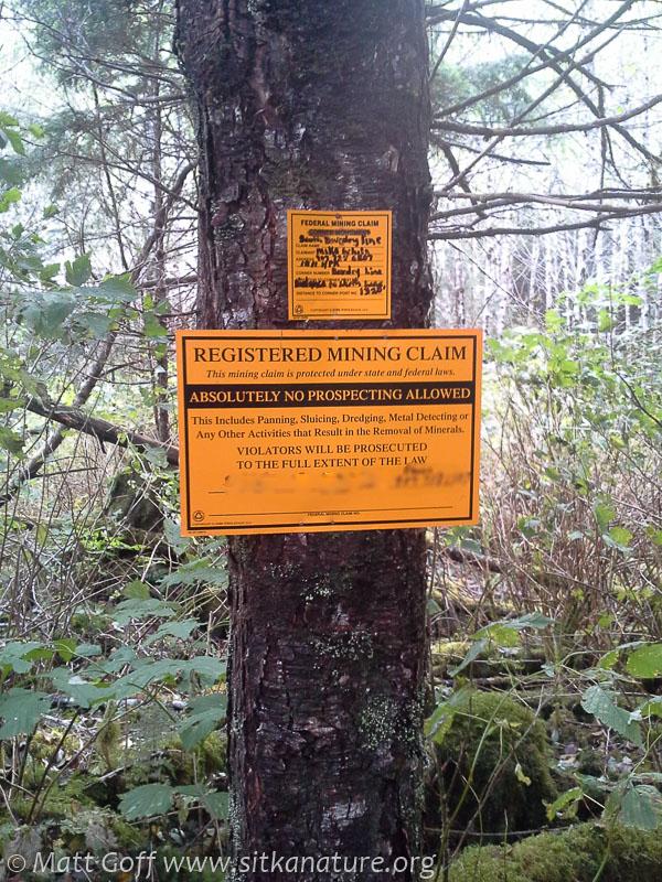 Starrigavan Mining Claim