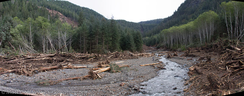 Washout Zone Panorama
