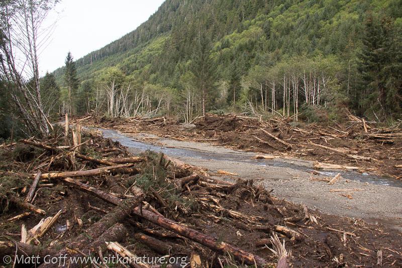 Landslide/Flood Washout Zone